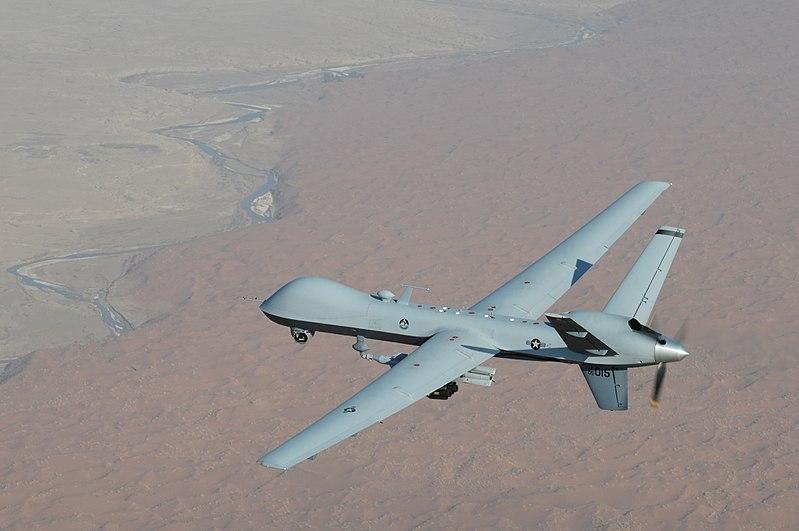 File:MQ-9 Reaper UAV.jpg