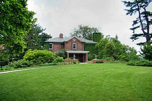 Cowles House (East Lansing, Michigan) - Image: MSU Alice B Cowles House