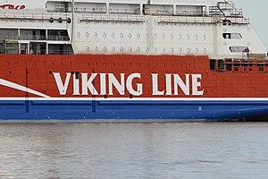 MS Viking Grace, Pernon telakka, Hahdenniemen venesatama, Raisio, 11.8.2012 (12).JPG