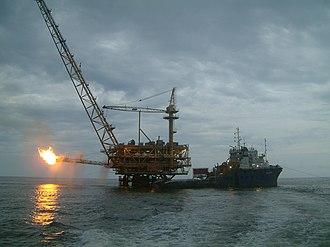 Makassar Strait - Image: MV. QAL Ranger (2005 11 14)