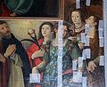 Madonna di g. bugiardini (copia) e cornice-dipinto di artista fiorentino del secondo cinquecento 06.JPG