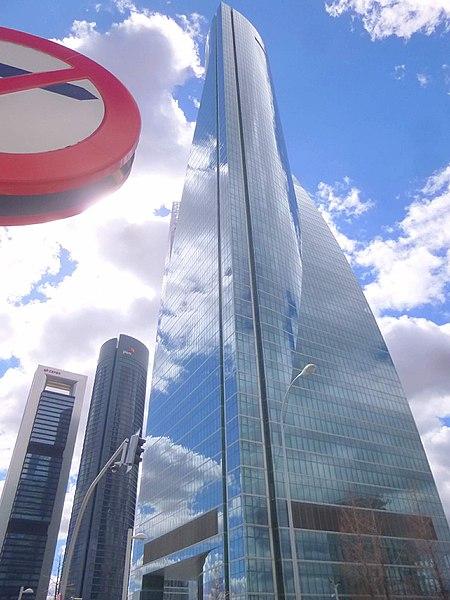 File:Madrid - CTBA (Cuatro Torres Business Area) 17.jpg