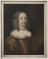 Magdalena Sibylla, 1631-1719, prinsessa av Holstein-Gottorp (Juriaen Ovens) - Nationalmuseum - 15955.tif