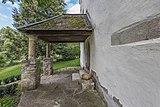 Magdalensberg Portendorf 1 Schlosskapelle hl. Dreifaltigkeit und hl. Nikolaus Vorhalle 16092018 4305.jpg
