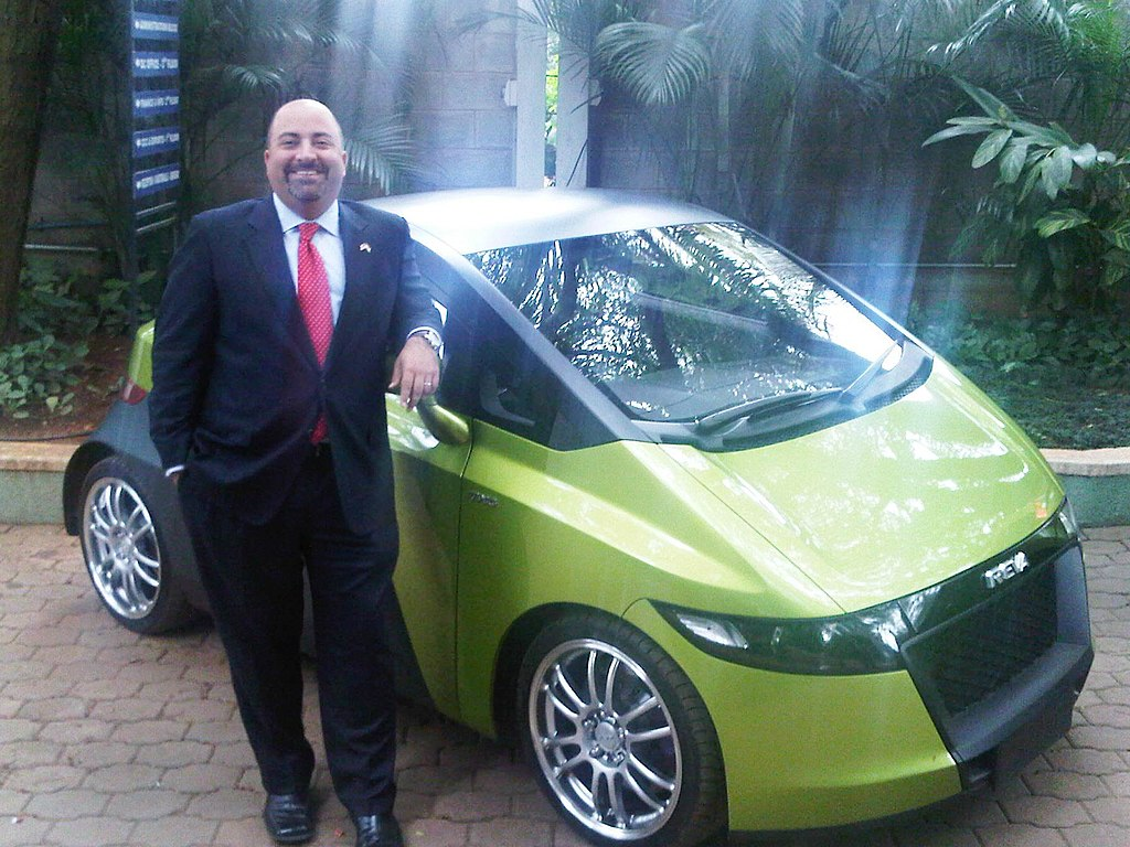 Reva Electric Car Specifications