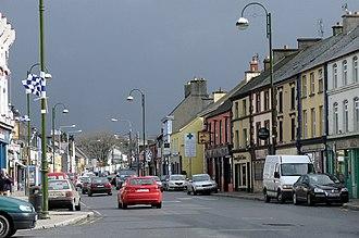 Abbeyfeale - Abbeyfeale Main Street