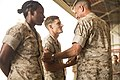 Maj. Gen. Beydler visits SP-MAGTF Africa 140913-M-IU187-035.jpg