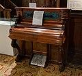 Malchow Orgelmuseum Klosterkirche Harmonium George Woods & Co Boston.jpg