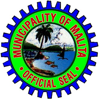 Malita, Davao Occidental - Image: Malita Davao Occidental seal