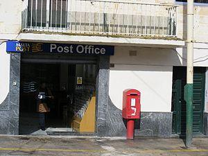 MaltaPost - Birżebbuġa Branch Post Office