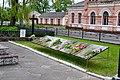 Manevychi Volynska-brotherly grave of soviet warriors&partisans-details-2.jpg