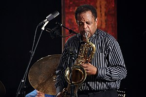 Howard Johnson (jazz musician) - Howard Johnson in 2013