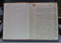 Manuscrito que concede o Estandarte Nacional à 6.ª Companhia do Batalhão n.º 1 da GNR pela fidelidade à República na Batalha de Monsanto em 1919.png