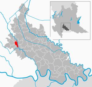Castiraga Vidardo - Image: Map IT Lodi Castiraga Vidardo