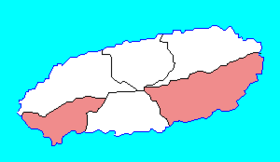 Location of Namjeju