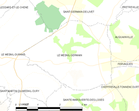 Map commune FR insee code 14420.png