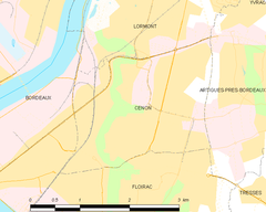 Map commune FR insee code 33119.png