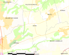 Map commune FR insee code 38003.png