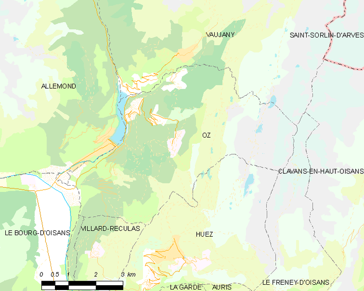 Archivo:Map commune FR insee code 38289.png