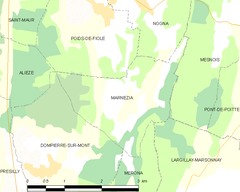 Map commune FR insee code 39314.png