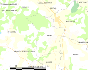 Map commune FR insee code 64412.png