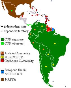 Latin America Cafe Restaurant