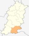 Map of Smyadovo municipality (Shumen Province).png