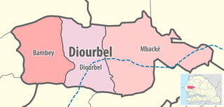 Bambey Department Department in Diourbel Region, Senegal