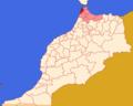Mapa MARROCOS-2015-Tânger-Azilal.png