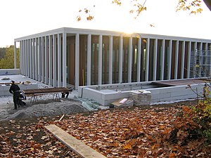 David Chipperfield - Image: Marbach Literaturmuseum Moderne