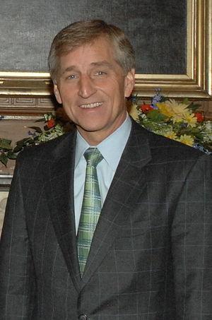Marc Racicot - Image: Marc Racicot 2008