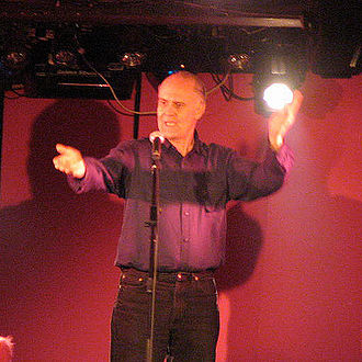 Marc Smith (poet) - Marc Smith in 2009