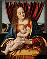 Marco d' Oggiono - Madonna and Child - Google Art Project.jpg