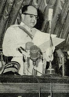 Marcos Pérez Jiménez President of Venezuela