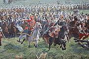 Marechal Ney à Waterloo