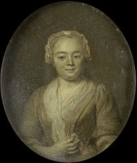 Portrait of Margaretha van Leuvenigh, Wife of Bernardus de Bosch