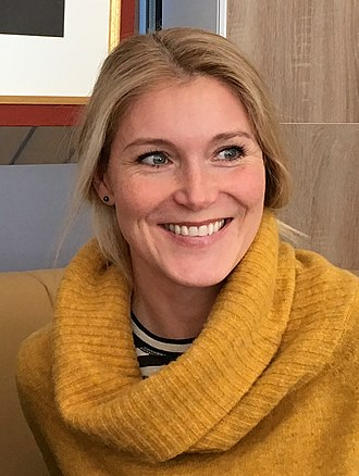Maria Bengtsson (soprano) - Bengtsson in 2018