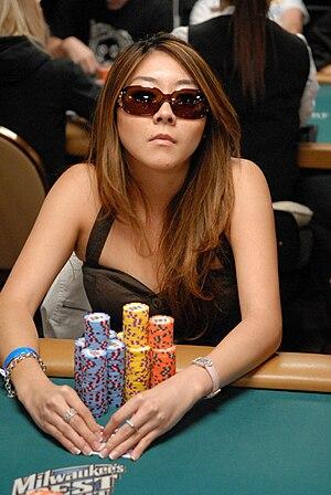 Maria Ho - Maria Ho playing at the 2007 World Series