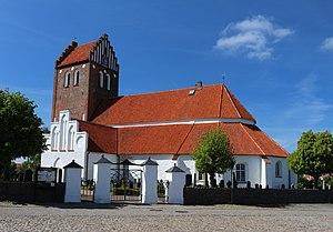 Båstad - Båstad Church