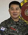 Marine Corps (ROKMC) Lieutenant General Lee Sang-hoon 해병중장 이상훈 (ROK Marine Corps commandant visits Okinawa 151211-M-XX124-102).jpg