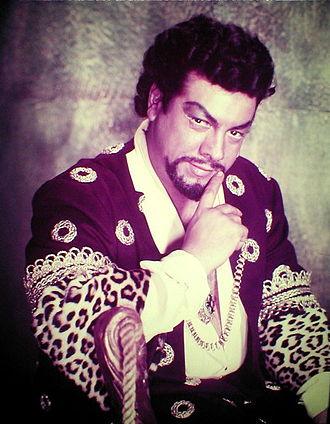 Mario Lanza - Lanza as Giuseppe Verdi's Otello