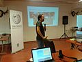 Marios from Greece on using Wikipedia in adult education.jpg