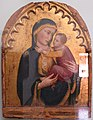 Mariotto di nardo, madonna col bambino, da s. cristina a pagnana.JPG