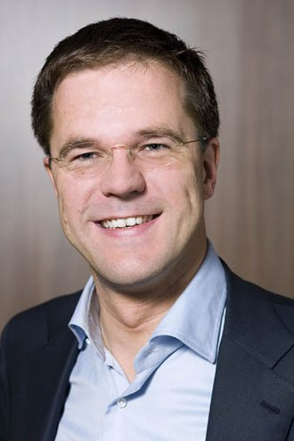 People's Party for Freedom and Democracy leadership election, 2006 - Mark Rutte