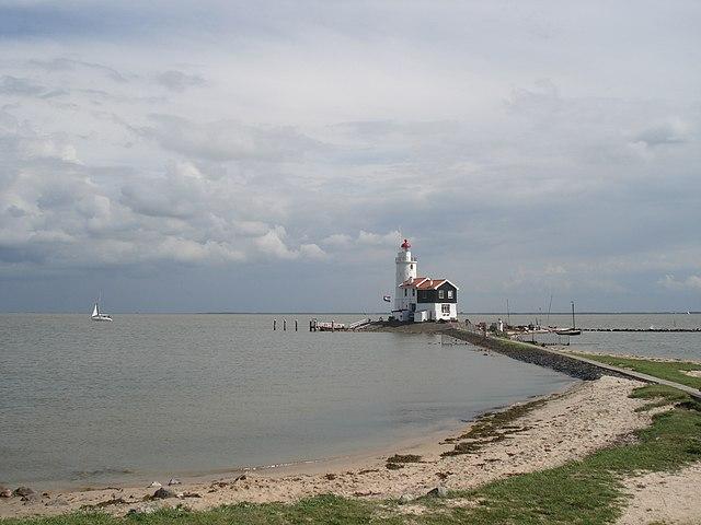 """Marken Lighthouse"" by Fijnlijn - Own work. Licensed under Creative Commons Attribution-Share Alike 3.0 via Wikimedia Commons - https://commons.wikimedia.org/wiki/File:Marken_Lighthouse.JPG#mediaviewer/File:Marken_Lighthouse.JPG"