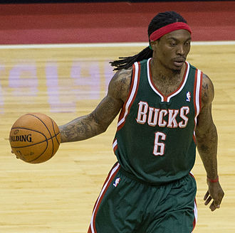 Marquis Daniels - Daniels with the Bucks