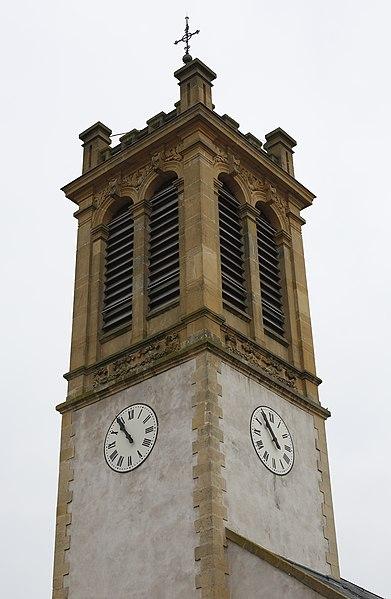 Église Saint-Martin de Mars-la-Tour.