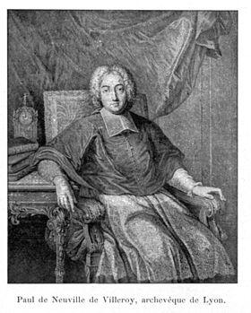 Image illustrative de l'article François Paul de Neufville de Villeroy