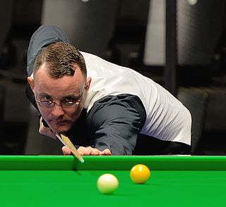 Martin Gould English professional snooker player