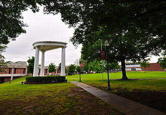 Pulaski, Tennessee - Martin Methodist College, May 2014